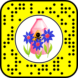 snapchat snapcode earth day augmented reality effect