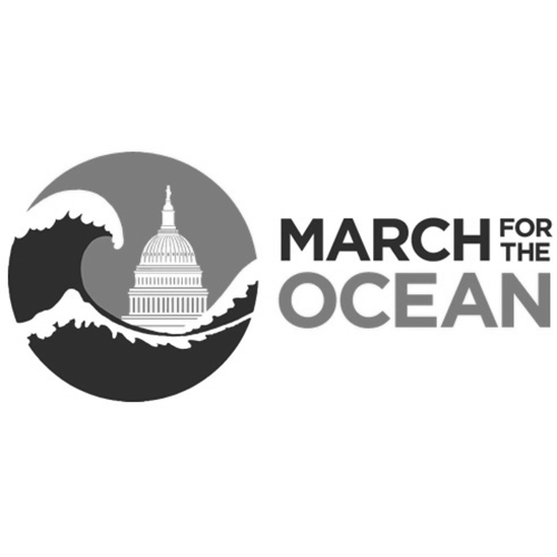 march for the ocean logo