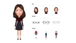 Samsung augmented reality emoji image