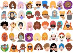 Google emoji image