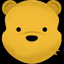 winnie the pooh twitter emoji