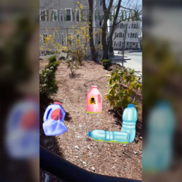 Earth Day Plastic Snapchat World Augmented Reality Lens