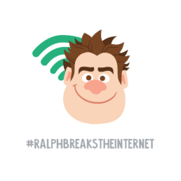 Ralph Breaks the Internet Ralph Twitter Emoji